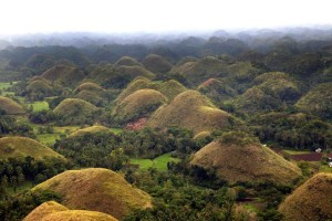 Chocolate Hills Tour