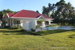 Bohol White House In Lila025