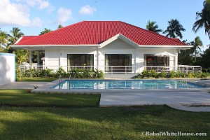 Bohol White House In Lila028