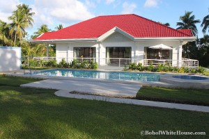 Bohol White House In Lila029