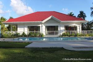 Bohol White House In Lila040