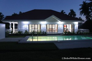 Bohol White House In Lila083